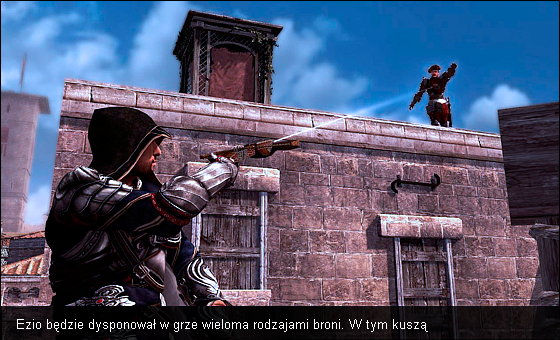 Kompendium wiedzy Assassin's Creed Brotherhood